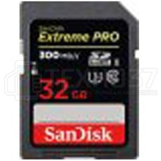 Карта памяти SDHC 32GB UHS-3 SDSDXPK-032G-GN4IN SANDISK