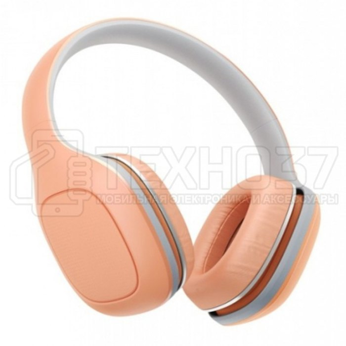 Наушники Xiaomi Mi Headphones Light Edition Orange