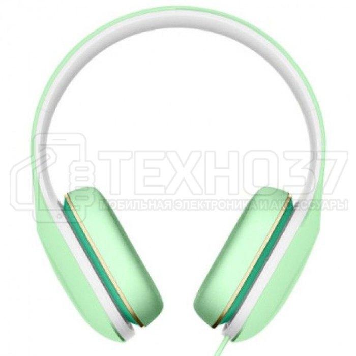 Наушники Xiaomi Mi Headphones Light Edition Green