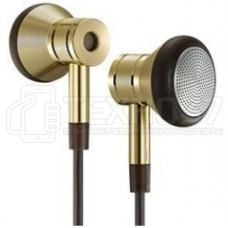 Наушники Xiaomi 1More Design Piston Upgraded Gold