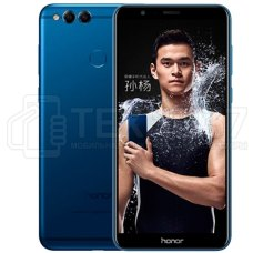 Смартфон Huawei Honor 7X 4Gb + 64Gb Синий