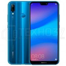 Смартфон Huawei P20 Lite 4Gb + 64Gb Синий